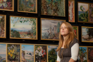 Marianne North Gallery, Press launch