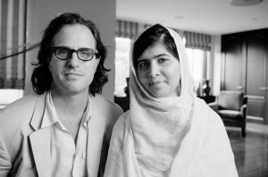 He Named Me Malala. (photo credit: Bob Richman)