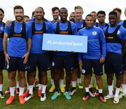 QPR #LondonIsOpen